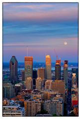 Montreal (msankar4) Tags: nightphotography sunset northeast montreal quebec canada montrealstreet msankar sankarraman sankarramanphotography portlandphotographer photographer photography oregon strawberrymoon glow summersolstice