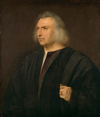The Doctor Gian Giacomo Bartolotti da Parma (lluisribesmateu1969) Tags: 16thcentury portrait titian onview kunsthistorischesmuseumwien vienna