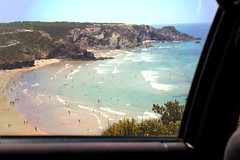 a wonderful summer's day (amandabm123) Tags: odeceixe portugal beach summer costa vicentina landscape