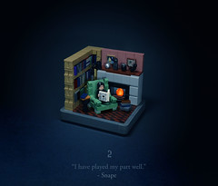 02 - Spinner's End (Melan-E) Tags: harry potter half blood prince rowling magic lego afol magical journey