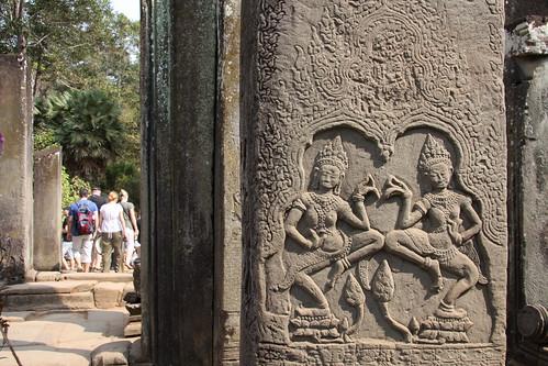 Bayon-Angkor Thom,World Heritage Site