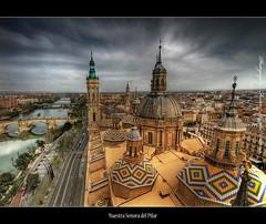 Nuestra Seora del Pilar  (Zaragoza) (FERMIN AHECHU ALBENIZ) Tags: espaa catedral zaragoza aragon nuestraseoradelpilar miradafavorita