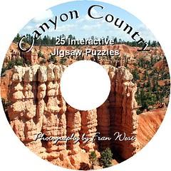 Canyon Country Jigsaws - Fran West (Fran West) Tags: nature zionnationalpark brycecanyon landforms rockformations redcanyon mesaarch kolobcanyons franwest deadhorsepointstatepark canyonlandsnp jigsawpuzzles