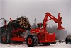 K3B (The Koehring Guy) Tags: wood trees winter ontario hot paper bay saw forestry great lakes logging thunder harvester feller k3 k3b waterous forwarder buncher koehring k3ff