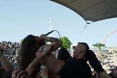 "Kvelertak @ Rock Hard Festival 2012 • <a style=""font-size:0.8em;"" href=""http://www.flickr.com/photos/62284930@N02/7184373207/"" target=""_blank"">View on Flickr</a>"