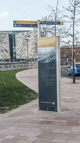 Belfast: Hamilton Graving Dock - 1863 - 1867