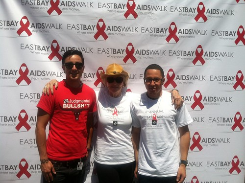 East Bay AIDS Walk 2012