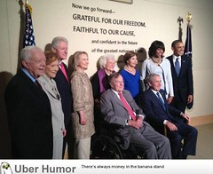 All 5 living US Presidents and their wives (4577246c1e1b7b419e88cca8ab7d2749) Tags: fun us funny time native top lol humor waste stupidity presidents uber stuppid