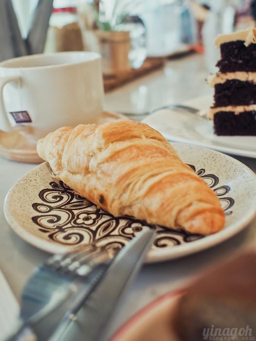Maple & Market Bakery Croissant