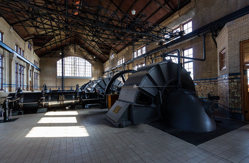 Dutch Industrial Heritage - D.F. Wouda Steam Pumping Station / Ir.D.F. Woudagemaal (UNESCO World Heritate Site)