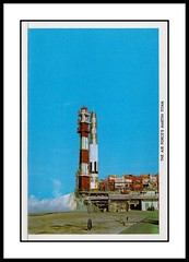 NASA Postcard Folder, 1964 (Cosmo Lutz) Tags: postcard nasa rocket titan 1964