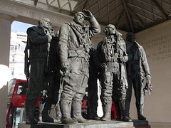 Bomber Command Memorial (A.Nilssen Photography) Tags: park greatbritain travel england green london monument memorial wwii ww2 bomber command worldwar2 2013