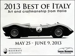 Best of Italy Show 2013