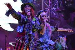 Mad T Party (princesstikitec) Tags: alice madhatter aliceinwonderland leadsinger mtp madtparty myphotoctopus