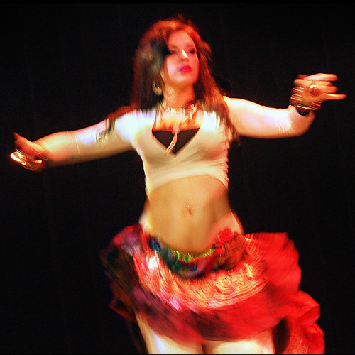 الرقص الشرقي Oriental Dance ¬ 6951