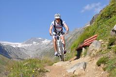 Biking in the Ötztal Alps (Alpina Hotel) Tags: alps austria biking mountainbiking ötztal summervacation summerholiday sölden oetztal hotelalpina alpinesport