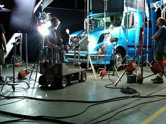 Complex Lighting on the Truck