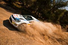 Andreas Mikkelsen (snoopersen) Tags: world sport vw volkswagen championship rally racing greece r wrc motor acropolis polo matti rallye motorsport ralley jari akropolis kefalari 2013 latvala