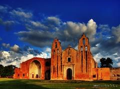 Mani 0036 HDR ch (Emilio Segura López) Tags: méxico iglesia yucatán convento hdr capilla maní