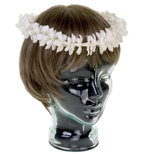 Floral Crown - Leanne and David Kesler, Floral Design Institute, Inc., in Portland, Ore.,