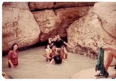 1982-06-15b - Clas Trip to  Vadi Kelt (YuvalAmir) Tags: yuval