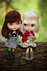Matilda and Linnéa