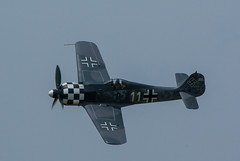 20130615-FW-190-576.jpg (Glenn Courtney) Tags: ontario airplane aircraft hamilton airshow warbird warplane fw190 on luftwaffe