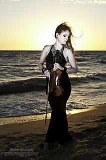Kitessa + Violin