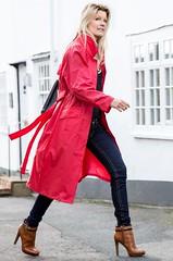 100.16.64 rainmac (betrenchcoated) Tags: beautiful long raincoat nylon waterproof regenjacke regenmantel