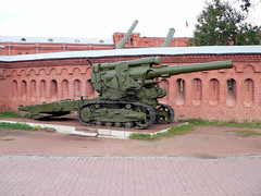 """203mm B-4 Howitzer (1) • <a style=""""font-size:0.8em;"""" href=""""http://www.flickr.com/photos/81723459@N04/9964974825/"""" target=""""_blank"""">View on Flickr</a>"""