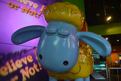 Monsters! at Ripley's (CoasterMadMatt) Tags: city uk greatbritain chris england sculpture london art westminster photography spring nikon photos unitedkingdom britain circus 5 no or south capital ripleys piccadilly it exhibition piccadillycircus east trail photographs believe gb april borough monsters shaun southeast figures sculptures artworks no5 artexhibition aardman shauns nikond3200 2015 shaunthesheep capitalcity arttrail odditorium riddell cityofwestminster d3200 not chrisriddell londontrail londonodditorium ripleysbelieveitornotlondon coastermadmatt london2015 coastermadmattphotography april2015 spring2015 shauninthecity shaunthesheeptrail shauninthecity2015 shaunstrail shauninthecitylondon ripleysbelieveitornotlondon2015