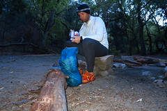 Camping in the Gila