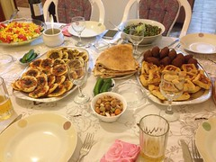 Home made lebanese food!