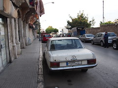 Classic Mercedes from The 70s!
