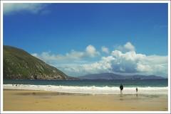 Achill Island Co Mayo (Natasha__N5) Tags: ireland irish mayo achill irishsky irishlove beautifulireland irishsummer keembeach irelandinspires