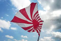 _DSC7777EDx (Rooru S.) Tags: blue sky japan clouds sony backlit panama panamá japón jmsdf a99 sal20f28 slta99