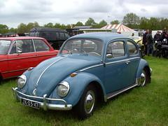 1962 Volkswagen 1200 De Luxe  Beetle (Davydutchy) Tags: auto classic car vw volkswagen automobile deluxe beetle may voiture vehicle 1200 oldtimer friesland kfer coccinelle kever klassiker 2015 frysln evenement automobiel hoornsterzwaag