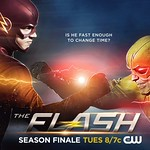 The Flash : poster du final de la saison 1