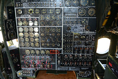 KC-97L: Flight engineer's panel (Ian E. Abbott) Tags: boeing usaf usairforce castleairmuseum kc97 stratofreighter aerialrefueling kc97g kc97lstratofreighter coldwaraircraft boeingkc97lstratofreighter kc97l boeingkc97 53354 boeingkc97stratofreighter boeingkc97gstratofreighter kc97stratofreighter aerialrefuelingtanker boeingkc97g 530354 boeingkc97l kc97gstratofreighter