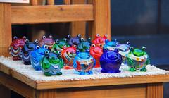 (jjeffpmx) Tags: japan outdoor vibrant arts frogs osaka