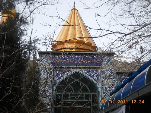 Syed Muhammad Noor Bakhsh Shrine Solighan Iran c