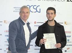 Roberto Levi con Giovanni Bon