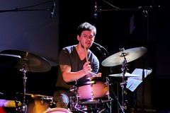 Raf Vertessen 7467-4_8606 (Co Broerse) Tags: music composedmusic contemporarymusic jazz jazzfest jazzfestamsterdam amsterdam 2016 studiok cobroerse rafvertessen drums percussion sputnik3