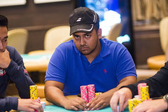 Taha Maruf (World Poker Tour) Tags: worldpokertour wpt maintour wptborgatapokeropen season20162017 borgatahotelcasinospa atlanticcity nj usa