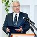 Semjén Zsolt miniszterelnök-helyettes, a Kereszténydemokrata Néppárt (KDNP) elnöke
