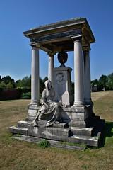 Stadtfriedhof Stcken 023 (michael.schoof) Tags: hannover friedhof grabmal