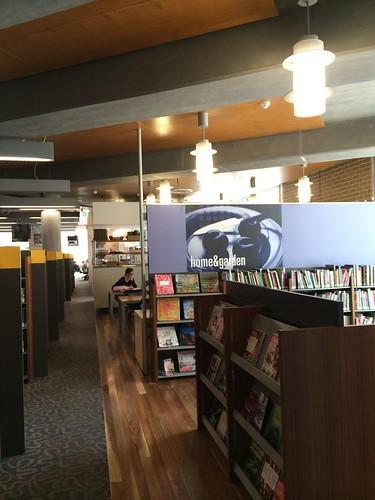 Castle Hill Library, NSW, September 2014