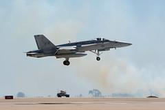 F-18 Hornet (linda m bell) Tags: mcas miramar airshow 2016 california aircraft socal magtf demo f18 hornet boeing military