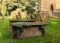 At Peace! (springblossom3) Tags: parish saint marys chipping norton oxfordshire tombstone graveyard church relic religion history cotswolds graveyards architecture