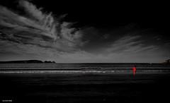 Solitude.... (crozgat29) Tags: jmfaure crozgat29 canon sigma sea seascape plage paysage beach mer